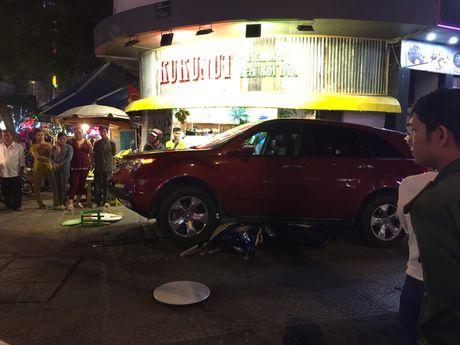 Xe của ca sĩ Quách Thành Danh gây tai nạn khiến 2 người nhập viện