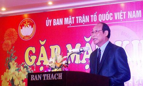 Quảng Nam gặp mặt kiều bào xuân Bính Thân năm 2016
