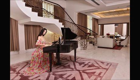 Ngắm nhà 43 tỷ đẹp mê ly của người mẫu Cao Thùy Dương