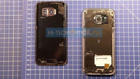 Hình ảnh 'mổ xẻ' Samsung Galaxy S7