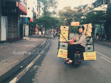 Những kiểu tham gia giao thông chỉ có ở Việt Nam