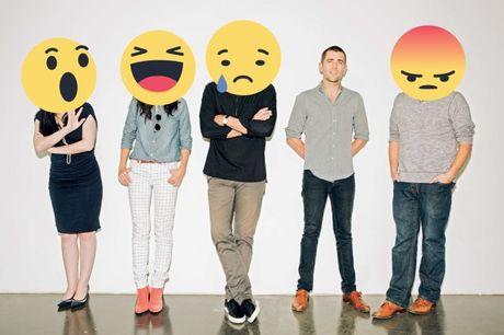 Giới marketing quảng cáo buồn vui với Facebook Reactions