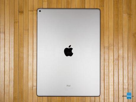iPad Pro sẽ có camera 12 MP, hỗ trợ quay phim 4K
