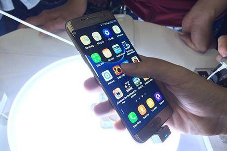 Suc manh chip Galaxy S7 tai Viet Nam kem hon ca Apple A9 - Anh 1