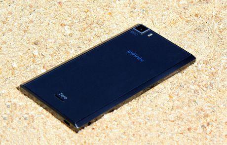 Infinix Zero 3 dung chip Helio X10, RAM 3GB, camera 20.7 MP, gia 4,7 trieu dong - Anh 2