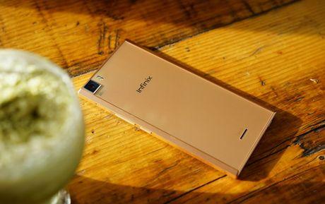 Infinix Zero 3 dung chip Helio X10, RAM 3GB, camera 20.7 MP, gia 4,7 trieu dong - Anh 3