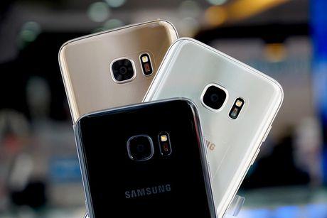 Samsung giam gia 5 trieu trong ngay mo ban Galaxy S7/S7 edge - Anh 1