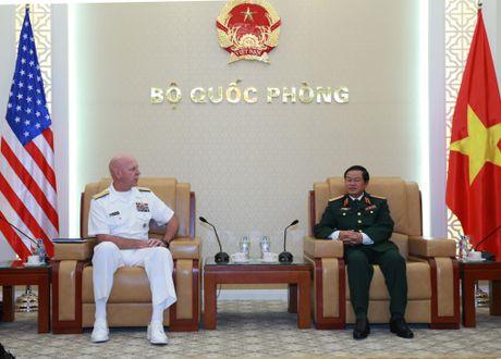 Dai tuong Do Ba Ty tiep Tu lenh Ham doi Thai Binh Duong cua My - Anh 1