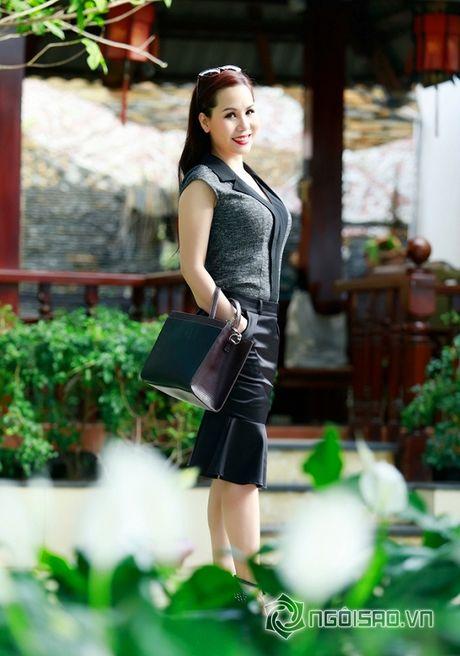 Nữ hoàng Doanh nhân Ngô Thị Kim Chi: 'Khong viec gi phai chay theo hang hieu' - Anh 10