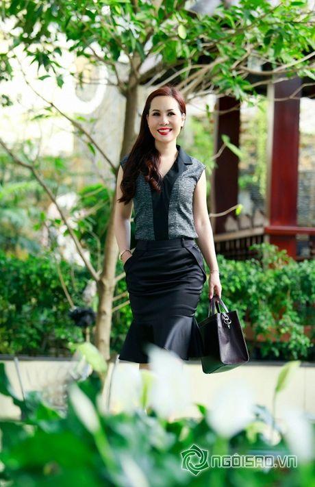 Nữ hoàng Doanh nhân Ngô Thị Kim Chi: 'Khong viec gi phai chay theo hang hieu' - Anh 2