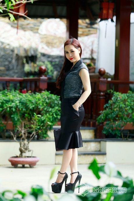 Nữ hoàng Doanh nhân Ngô Thị Kim Chi: 'Khong viec gi phai chay theo hang hieu' - Anh 4