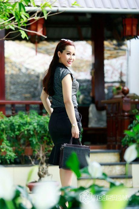 Nữ hoàng Doanh nhân Ngô Thị Kim Chi: 'Khong viec gi phai chay theo hang hieu' - Anh 6