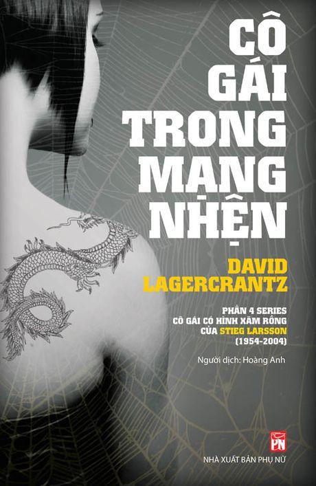 "Kham pha nhung toan tinh mau lanh cua ""Co gai trong mang nhen"" - Anh 1"