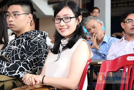Top 10 nguoi dep lang co Viet khoe sac nam 2016 - Anh 11