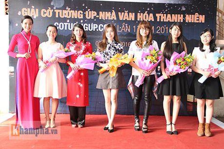 Top 10 nguoi dep lang co Viet khoe sac nam 2016 - Anh 12