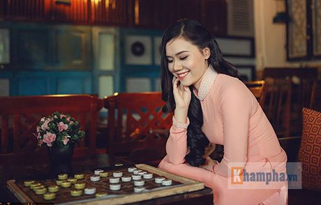 Top 10 nguoi dep lang co Viet khoe sac nam 2016 - Anh 2