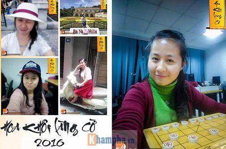 Top 10 nguoi dep lang co Viet khoe sac nam 2016 - Anh 5