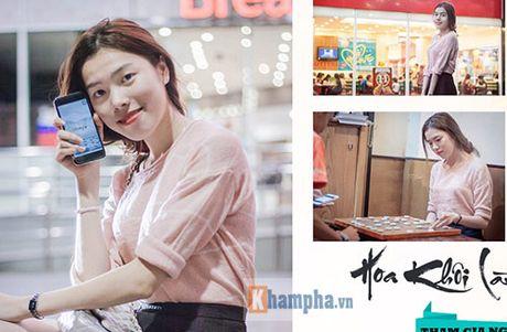 Top 10 nguoi dep lang co Viet khoe sac nam 2016 - Anh 8