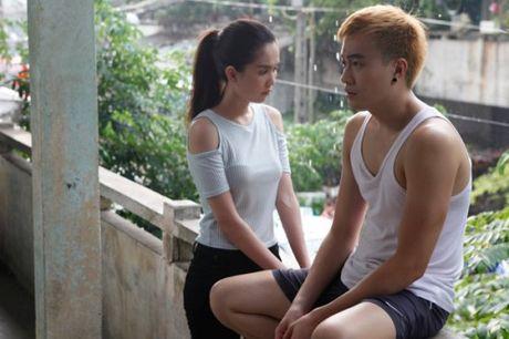 Ngoc Trinh noi doa vi 'Vong eo 56' bi goi la phim cave ke chuyen - Anh 3