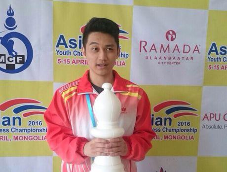 Viet Nam gianh 7 huy chuong noi dung co chop Giai cac lua tuoi chau A 2016 - Anh 1