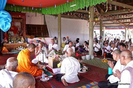 Le mung nam moi Chol Chnam Thmay cua nguoi Khmer - Anh 1