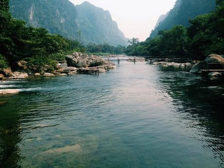 """Song Chay, suoi Nuoc Mooc: """"Thien duong"""" co that tai Viet Nam - Anh 6"""