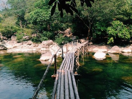"""Song Chay, suoi Nuoc Mooc: """"Thien duong"""" co that tai Viet Nam - Anh 9"""