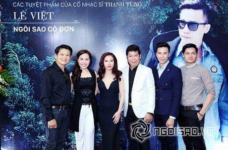 Nữ hoàng Doanh nhân Ngô Thị Kim Chi thanh lich du ra mat album tuong nho nhac si Thanh Tung - Anh 10