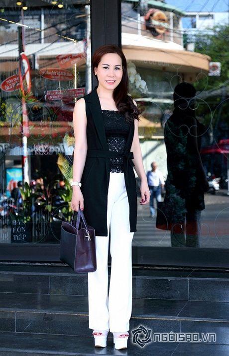 Nữ hoàng Doanh nhân Ngô Thị Kim Chi thanh lich du ra mat album tuong nho nhac si Thanh Tung - Anh 5
