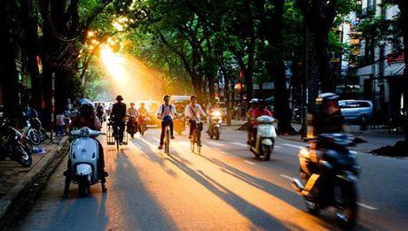 Cả nước nắng nóng, Hà Nội tăng nhiệt mạnh buổi trưa