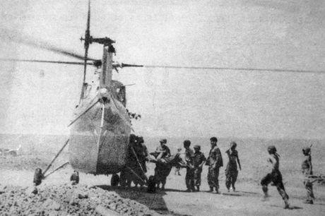 """Dien Bien Phu 7/5/1954: Nhung buc anh """"chan dong dia cau"""" - Anh 11"""