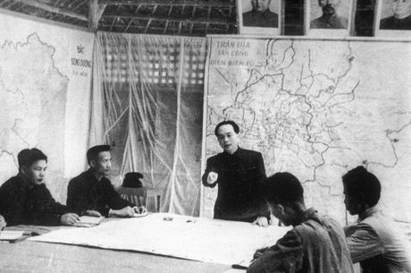 """Dien Bien Phu 7/5/1954: Nhung buc anh """"chan dong dia cau"""" - Anh 3"""