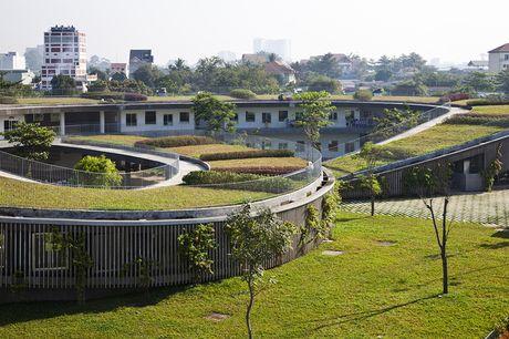 Truong mam non o Bien Hoa lot top 30 cong trinh dep nhat the gioi - Anh 2