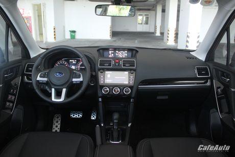 Danh gia Subaru Forester 2016: Thuc dung va hon the nua - Anh 13