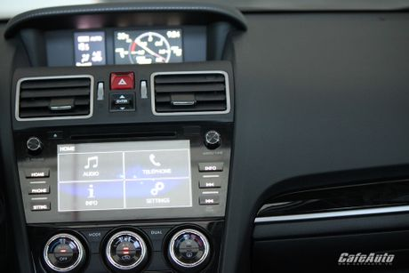 Danh gia Subaru Forester 2016: Thuc dung va hon the nua - Anh 14