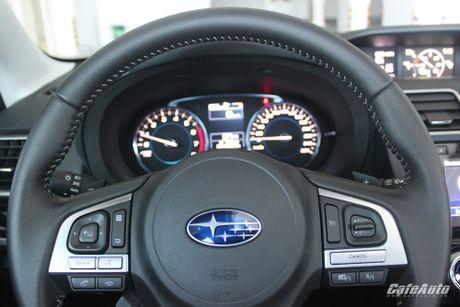 Danh gia Subaru Forester 2016: Thuc dung va hon the nua - Anh 15
