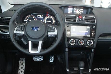 Danh gia Subaru Forester 2016: Thuc dung va hon the nua - Anh 17