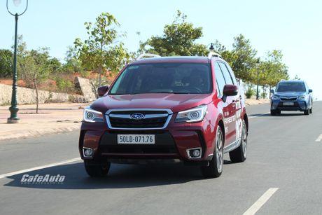 Danh gia Subaru Forester 2016: Thuc dung va hon the nua - Anh 19