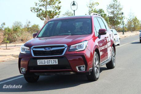 Danh gia Subaru Forester 2016: Thuc dung va hon the nua - Anh 1