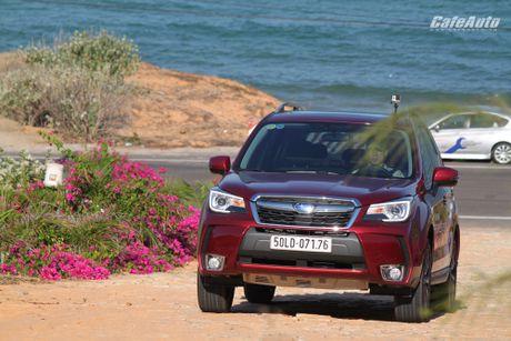 Danh gia Subaru Forester 2016: Thuc dung va hon the nua - Anh 22