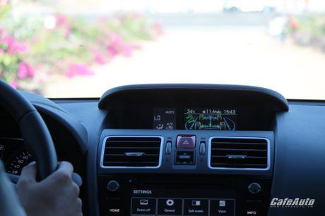 Danh gia Subaru Forester 2016: Thuc dung va hon the nua - Anh 26