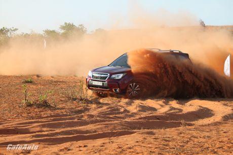Danh gia Subaru Forester 2016: Thuc dung va hon the nua - Anh 28