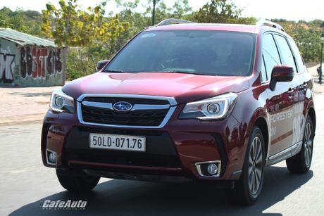 Danh gia Subaru Forester 2016: Thuc dung va hon the nua - Anh 4