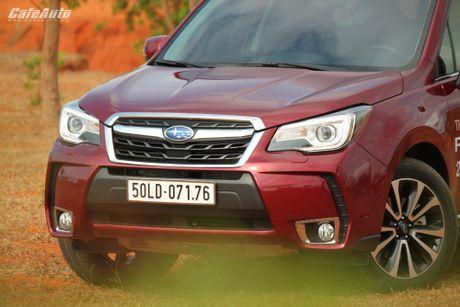 Danh gia Subaru Forester 2016: Thuc dung va hon the nua - Anh 6