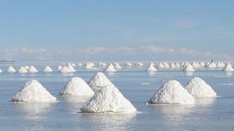 Công bố kết quả phân tích chỉ tiêu kim loại nặng trong muối