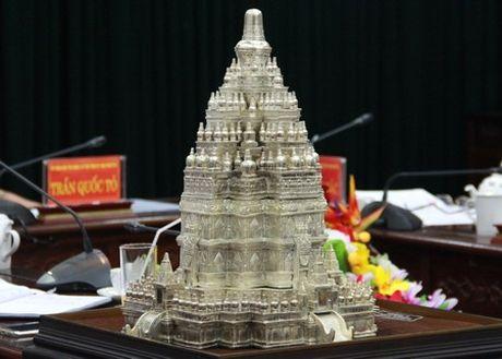 Thai Nguyen sap xay Thap phat giao lon nhat the gioi? - Anh 1