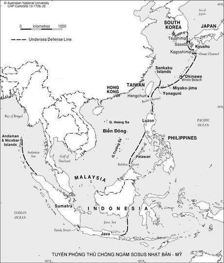 """Tau ngam Trung Quoc cu ra cua at """"sap luoi"""" My va Nhat Ban - Anh 2"""