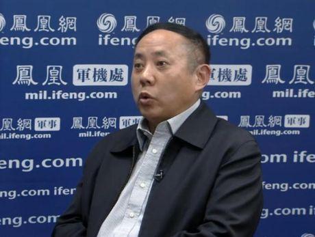 Bien Dong nong, chuyen gia Trung Quoc ngang nhien ban banh truong quan su - Anh 1