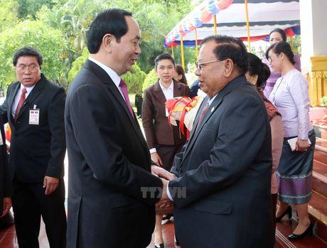 Chuyen tham nuoc ngoai dau tien cua Chu tich nuoc - Anh 3