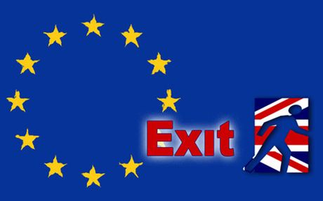 Nguy co tan ra EU do Brexit - Anh 1
